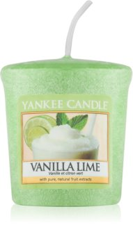 Yankee Candle Vanilla Lime Votivkerze 49 g