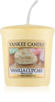 Yankee Candle Vanilla Cupcake votivní svíčka 49 g