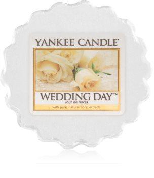 Yankee Candle Wedding Day cera para lámparas aromáticas 22 g