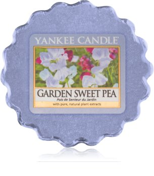 Yankee Candle Garden Sweet Pea Wax Melt 22 gr