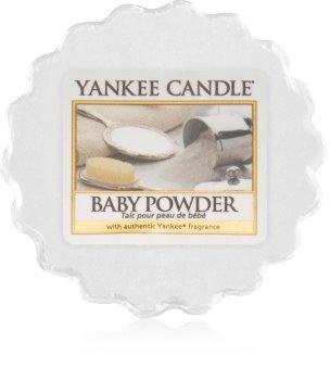 Yankee Candle Baby Powder Duftwachs für Aromalampe 22 g