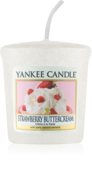 Yankee Candle Strawberry Buttercream velas votivas 49 g