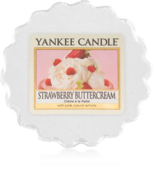 Yankee Candle Strawberry Buttercream wosk zapachowy 22 g