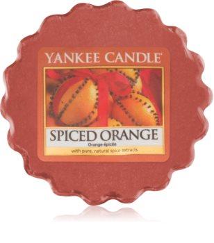 Yankee Candle Spiced Orange illatos viasz aromalámpába 22 g
