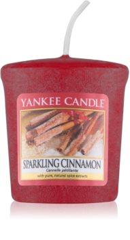 Yankee Candle Sparkling Cinnamon bougie votive 49 g