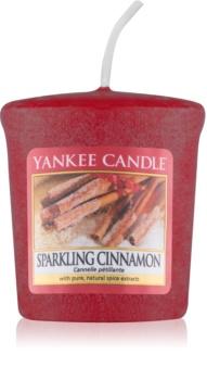 Yankee Candle Sparkling Cinnamon velas votivas 49 g