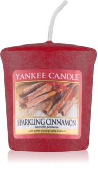 Yankee Candle Sparkling Cinnamon viaszos gyertya 49 g