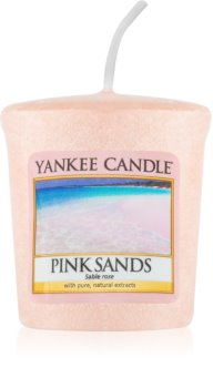 Yankee Candle Pink Sands bougie votive 49 g