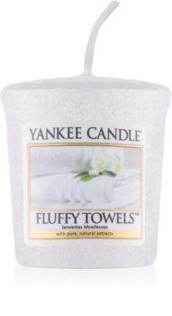 Yankee Candle Fluffy Towels вотивна свещ 49 гр.