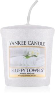 Yankee Candle Fluffy Towels candela votiva 49 g