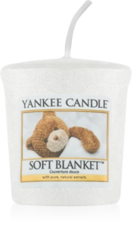 Yankee Candle Soft Blanket votívna sviečka 49 g