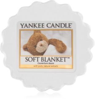 Yankee Candle Soft Blanket ceară pentru aromatizator 22 g