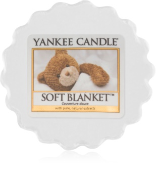 Yankee Candle Soft Blanket Wax Melt 22 gr