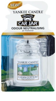 Yankee Candle Clean Cotton Car Air Freshener   hanging