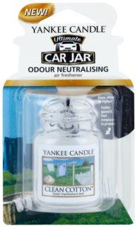 Yankee Candle Clean Cotton mirisi za auto   za vješanje