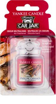 Yankee Candle Sparkling Cinnamon illat autóba