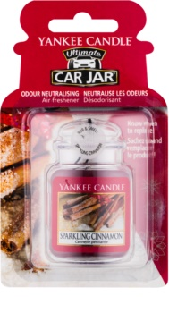 Yankee Candle Sparkling Cinnamon parfum pentru masina