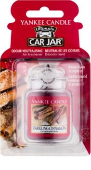Yankee Candle Sparkling Cinnamon vôňa do auta