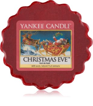 Yankee Candle Christmas Eve cera per lampada aromatica 22 g