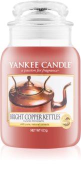Yankee Candle Bright Copper Kettle vonná svíčka 623 g Classic velká