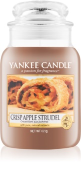 Yankee Candle Crisp Apple Strudel  vonná svíčka 623 g Classic velká