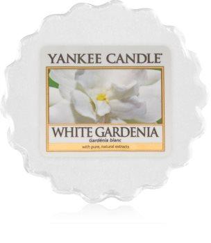 Yankee Candle White Gardenia cera para lámparas aromáticas 22 g