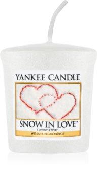 Yankee Candle Snow in Love votivní svíčka 49 g