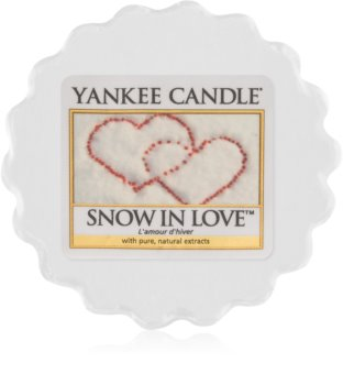 Yankee Candle Snow in Love vosk do aromalampy 22 g