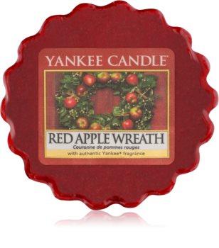 Yankee Candle Red Apple Wreath vosak za aroma lampu 22 g