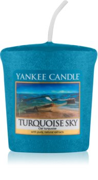 Yankee Candle Turquoise Sky bougie votive 49 g