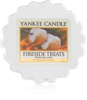 Yankee Candle Fireside Treats cera para lámparas aromáticas