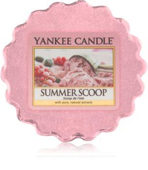 Yankee Candle Summer Scoop tartelette en cire 22 g