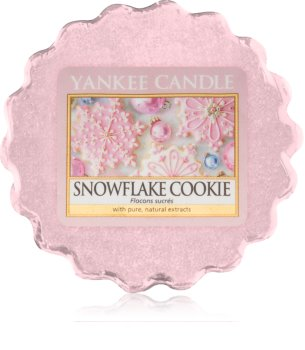 Yankee Candle Snowflake Cookie wosk zapachowy