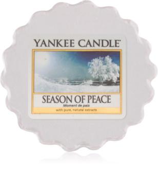 Yankee Candle Season of Peace cera per lampada aromatica 22 g