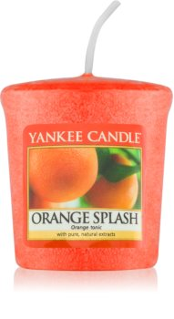 Yankee Candle Orange Splash vela votiva 49 g