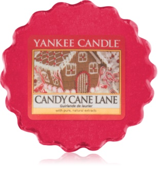 Yankee Candle Candy Cane Lane віск для аромалампи 22 гр