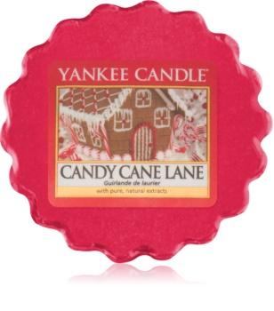 Yankee Candle Candy Cane Lane illatos viasz aromalámpába 22 g