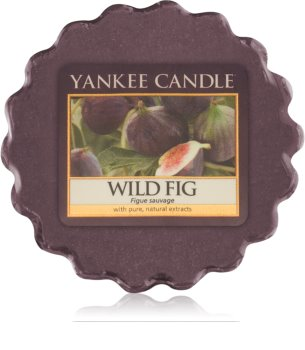 Yankee Candle Wild Fig vosk do aromalampy 22 g