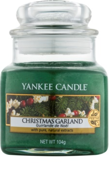 Yankee Candle Christmas Garland candela profumata 104 g Classic piccola