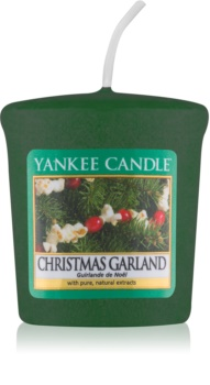 Yankee Candle Christmas Garland вотивна свічка 49 гр