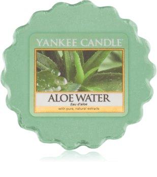 Yankee Candle Aloe Water Wachs für Aromalampen 22 g