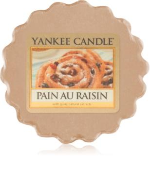 Yankee Candle Pain au Raisin cera per lampada aromatica 22 g