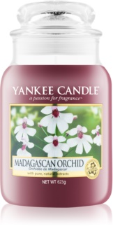 Yankee Candle Madagascan Orchid candela profumata 623 g Classic grande