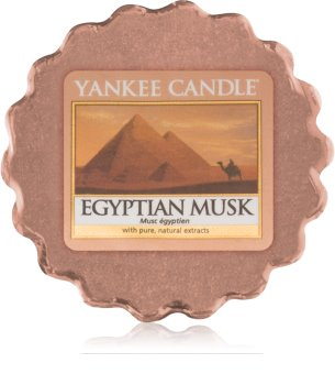 Yankee Candle Egyptian Musk vosek za aroma lučko  22 g