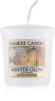 Yankee Candle Winter Glow candela votiva 49 g