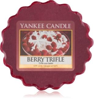Yankee Candle Berry Trifle cera para lámparas aromáticas 22 g