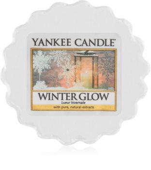 Yankee Candle Winter Glow cera per lampada aromatica 22 g