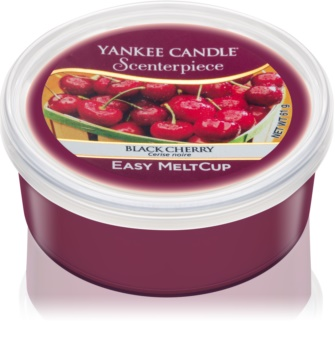 Yankee Candle Black Cherry vosk do elektrickej aromalampy