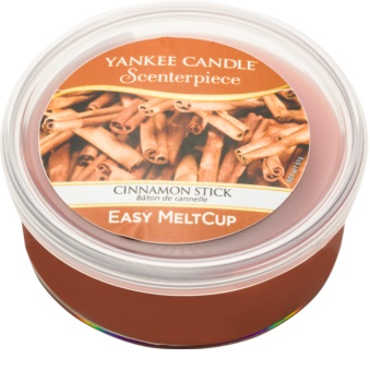Yankee Candle Scenterpiece  Cinnamon Stick cire pour brûleur à tartelette électrique 61 g