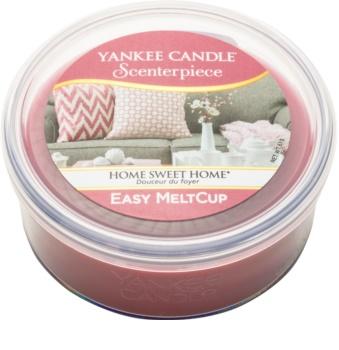 Yankee Candle Scenterpiece  Home Sweet Home  cire pour brûleur à tartelette électrique 61 g